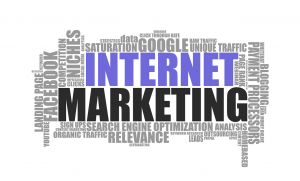 Internet marketing.