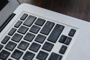 keyboard people use to measure success of a local SEO campaign