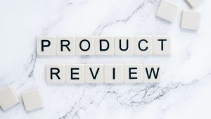 """There are some white blocks with letters, saying """"product review"""". Among the tools that help manage citations, it is important to find the ones which can control the online reviews."""
