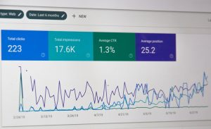metrics and stats that help evaluate backlink value.